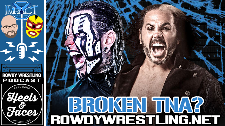 BREAKING NEWS – Broken Matt Hardy DELETES TNA!