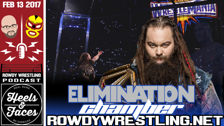 Bray Wyatt finally wins! – WWE Elimination ChamberReview