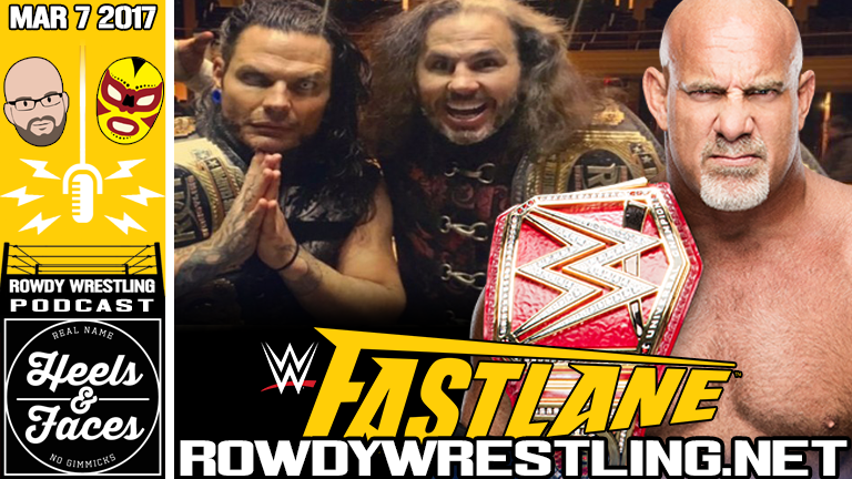 Hardys DELETE ROH, Goldberg wins – WWE Fast Lane Review