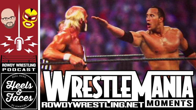 Wrestlemania Moments and SOUTHPAW REGIONAL WRESTLING REVIEW