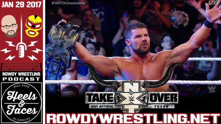 Glorious Win for Bobby Roode at NXT Takeover: San Antonio – REVIEW
