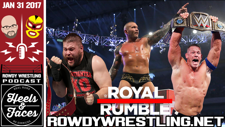 Royal Rumble Review & Road To 'Mania begins! BONUS Samoa Joe debuts!