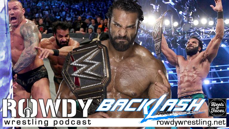 Jinder Mahal is WWE Champion! Backlash & Takeover ChicagoReviews
