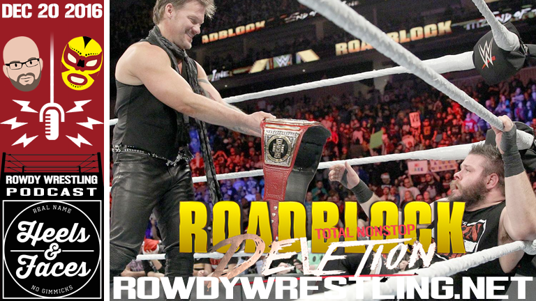 WWE Roadblock End of the Line – Total Nonstop Deletion Reviews